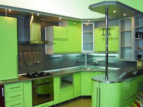 Мебель для кухни в Хабаровске
